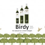 'Birdy' and 'Organic Birdy' with the olive varieties of 'Aberquina' and 'Koroneiki',