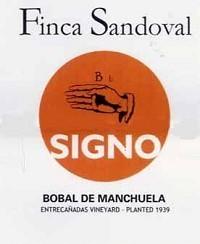 Finca Sandoval Bobal 2011