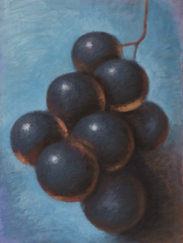Eight Grapes