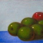 Olives and Cherry Tomato