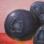 Four Blue Berries