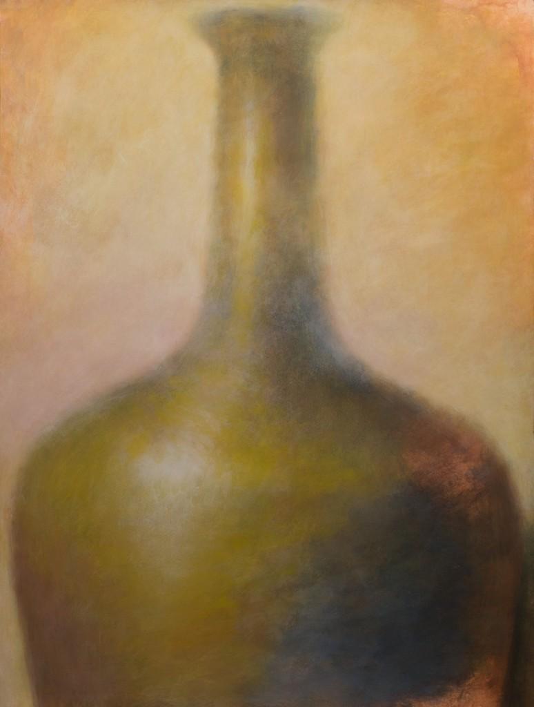 Ochre Amphora on Ochre