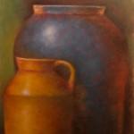 Ewer and Amphora