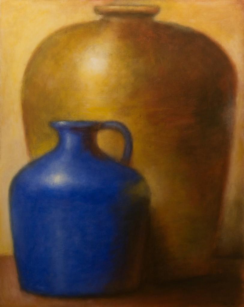 Two Amphorae