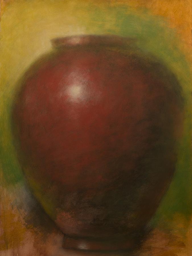 Red Amphora, 2017