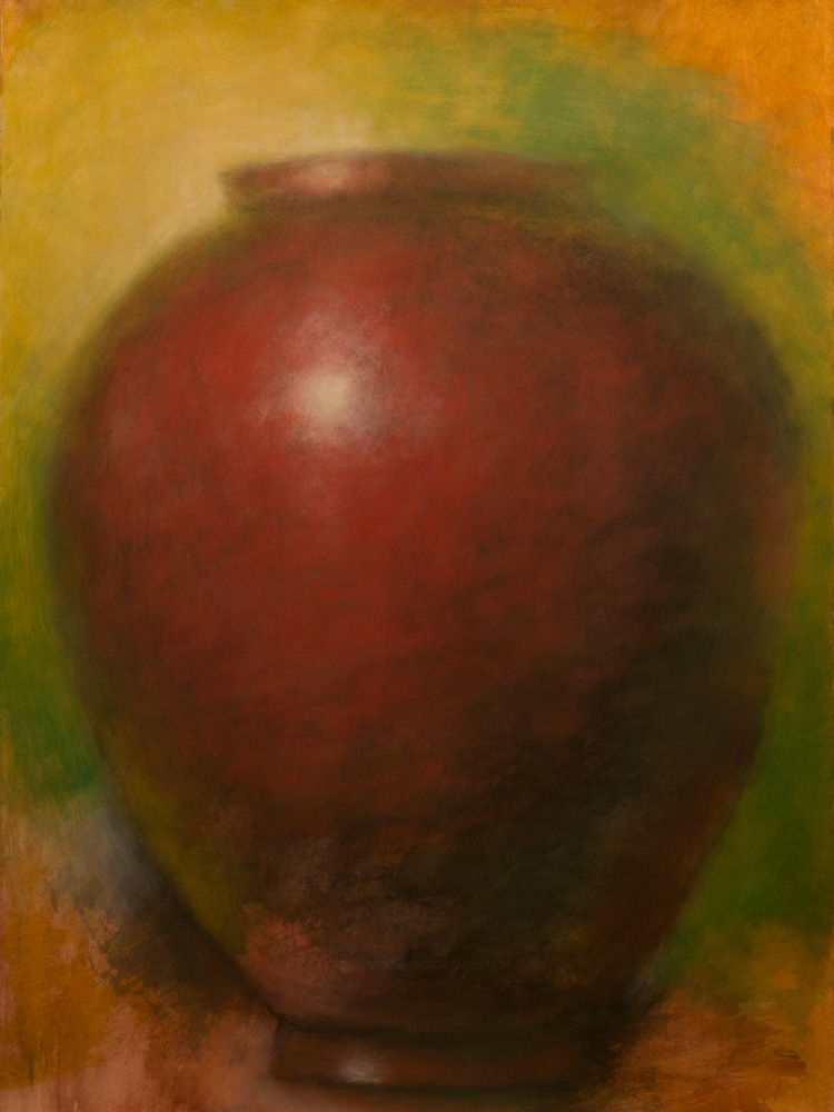 Red Amphora (2017)