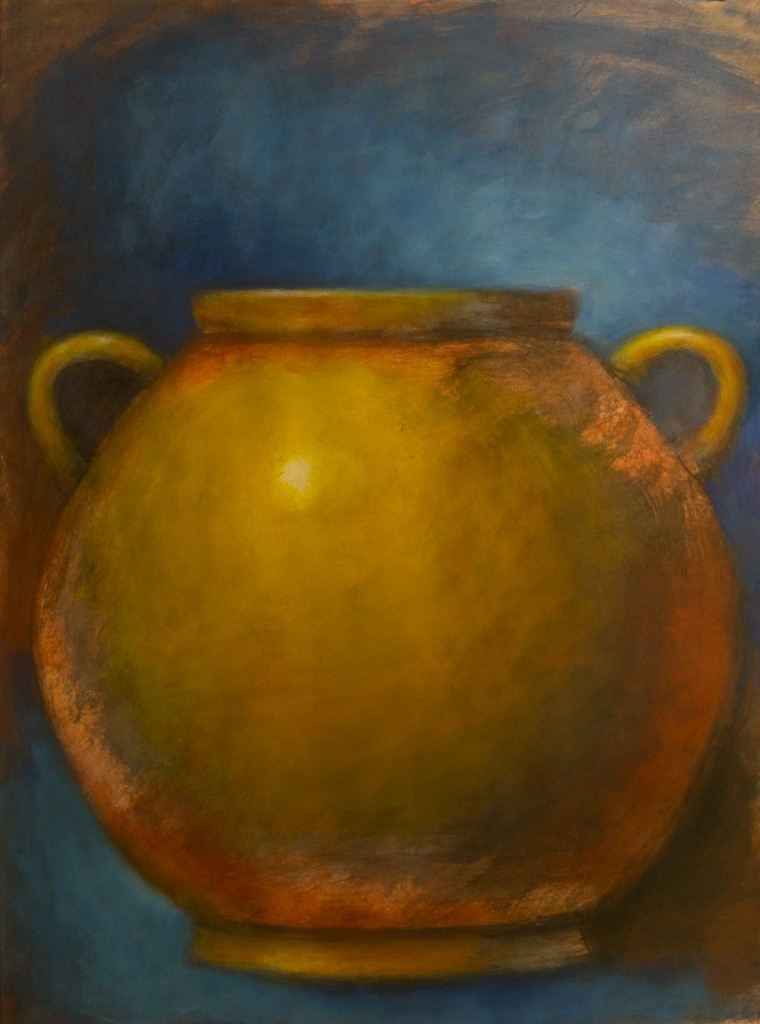Yellow Amphora