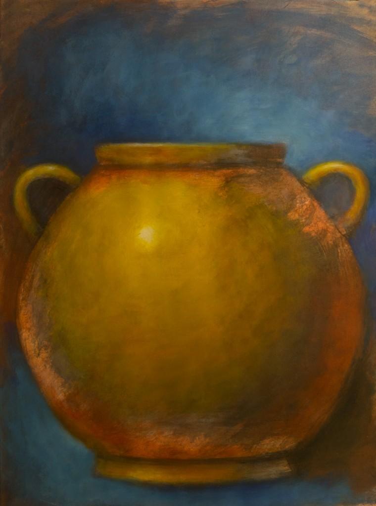 Yellow Amphora