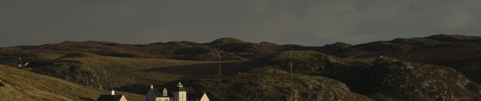 Road to Balallan, Isle of Lewis